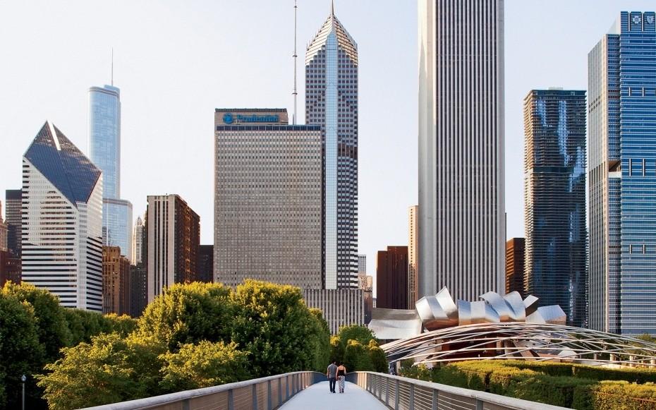 chicago - Magazine cover