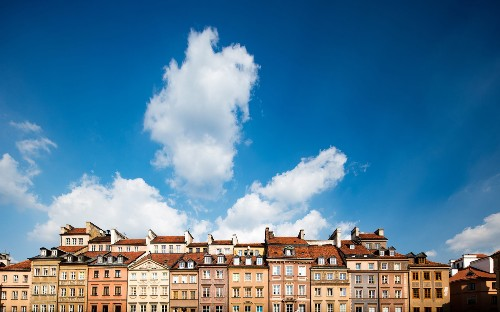 19 photos that will have you planning a trip to Warsaw