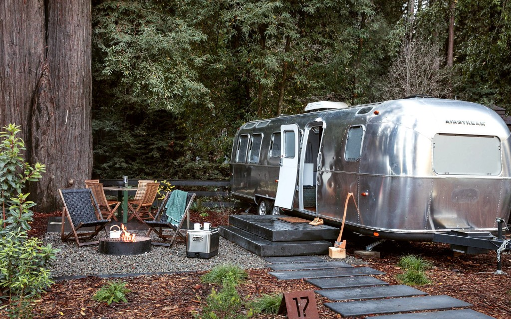Yosemite Airstream  - cover