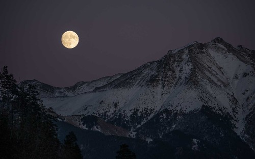 The biggest supermoon of the year is coming Tuesday