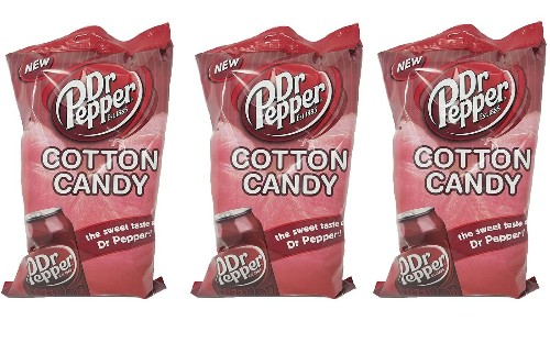 Dr. Pepper Cotton Candy exists and you can buy it on Amazon