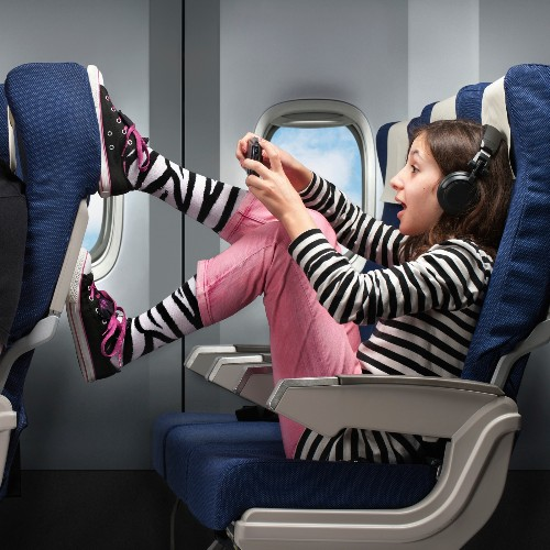 Expedia Releases Airplane Etiquette Study