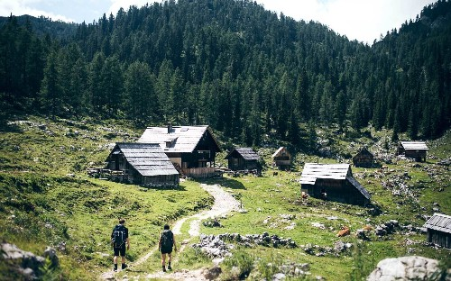 Slovenia now has a 186-mile scenic hiking trail through the Alps