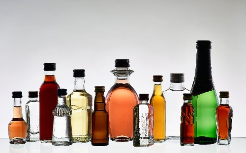 A flight attendant was arrested for stealing 1,500 tiny bottles of alcohol: