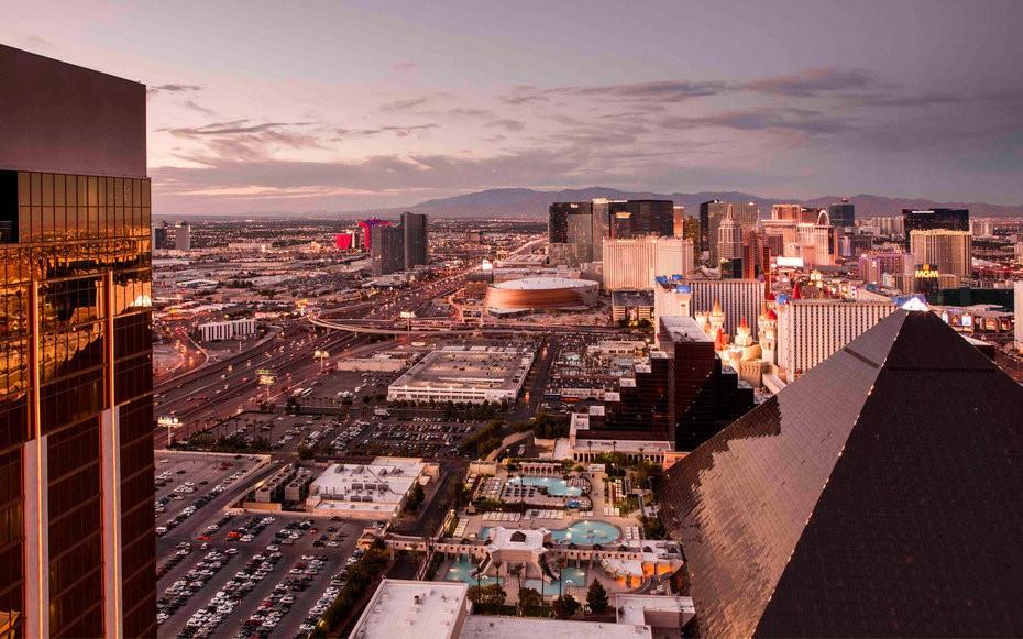 Vegas - Magazine cover