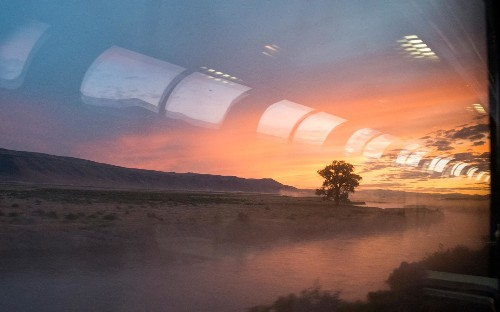 5 Amtrak rides with spectacular fall foliage views