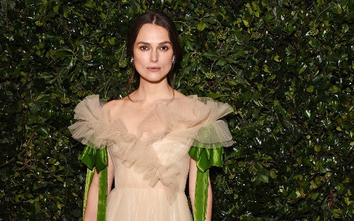 The one Iiem Keira Knightley always packs in her carry-on