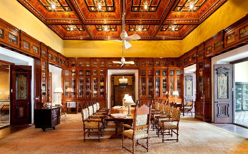 12 Brilliantly Literary Hotels for Book Lovers