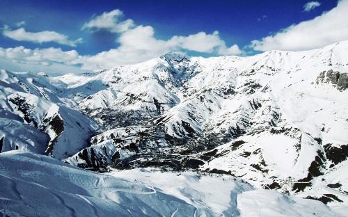 The Ski Resorts of Iran