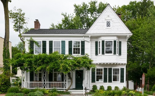 This charming little town is the perfect weekend getaway — & it's only one hour from NYC