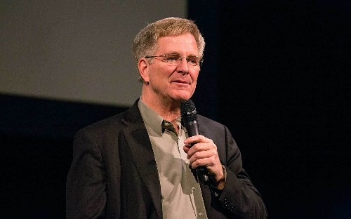 Rick Steves gives great advice after being pickpocketed in Paris