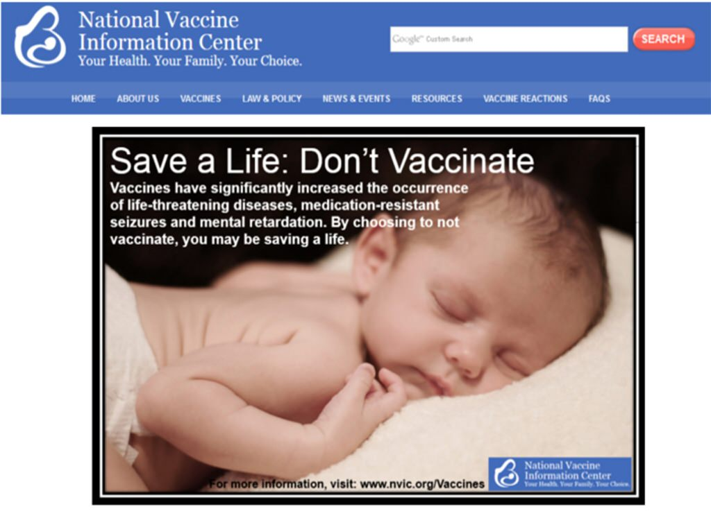Vaccine Articles For Biology Essay - Magazine cover