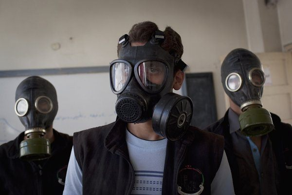 Syria - Magazine cover