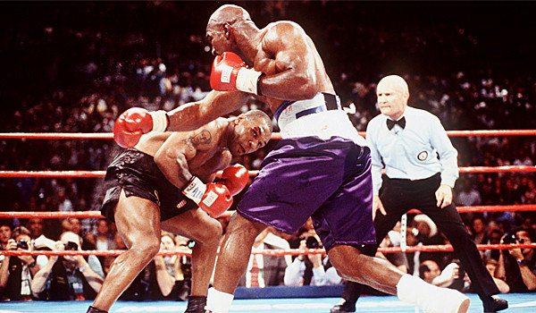 Boxing - Magazine cover