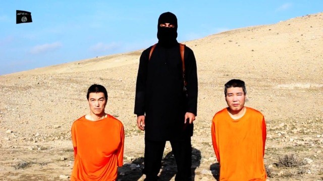 Should nations just pay ISIS ransom?