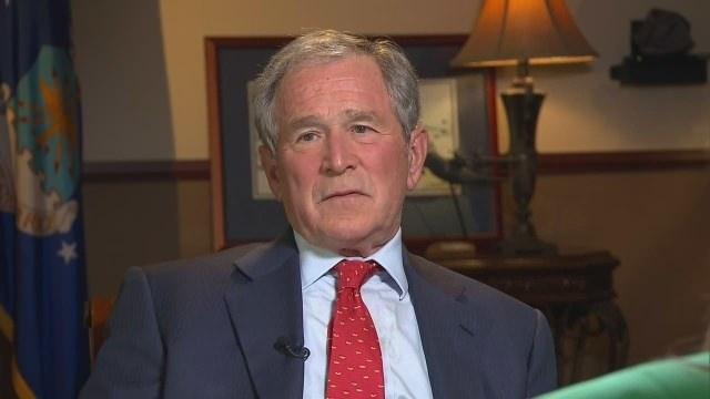 Bush: Garner decision 'hard to understand'