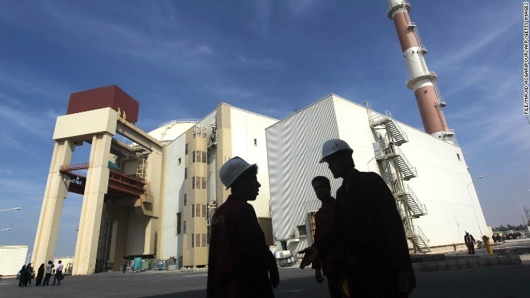 Russia steps up nuclear plans in Iran as talks near deadline