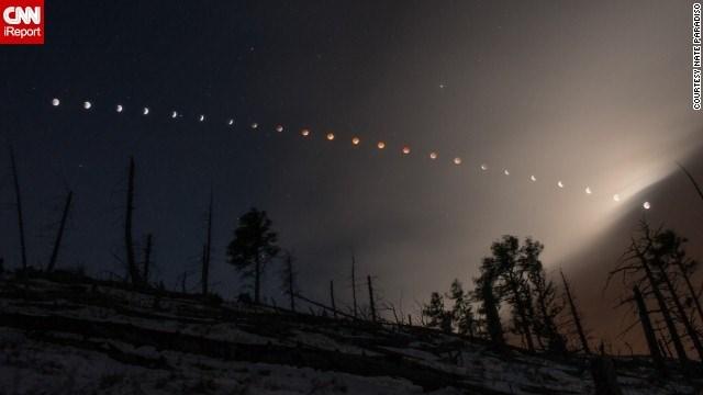 Lunar Eclipses - Magazine cover