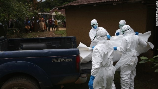 American emergency rooms prepare as Ebola fear spreads