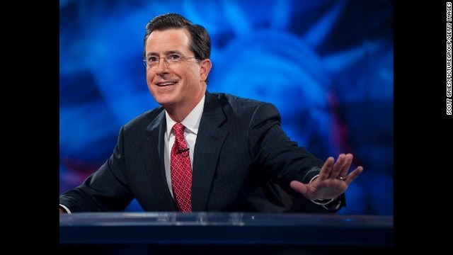 Goodbye, 'Stephen Colbert'?