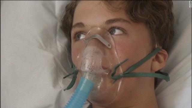 Respiratory virus sickens hundreds of kids
