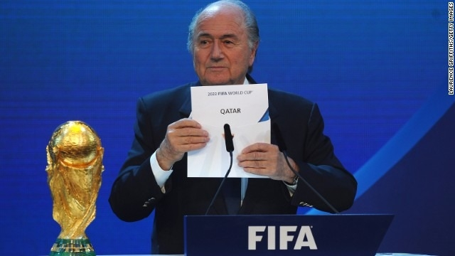 World Cup: FIFA embroiled in civil war
