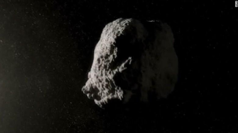 Asteroide - Magazine cover