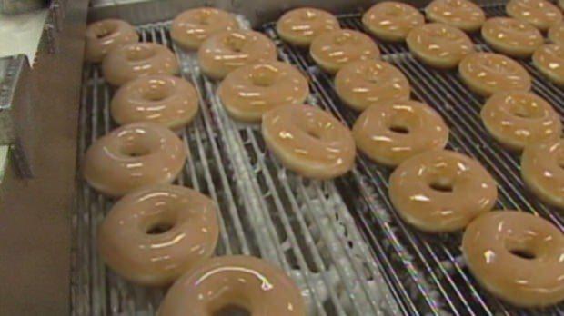#doughnuts - Magazine cover