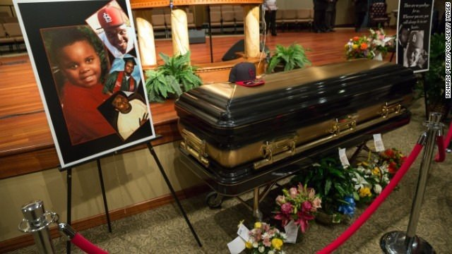 Analysis: Media coverage of Michael Brown