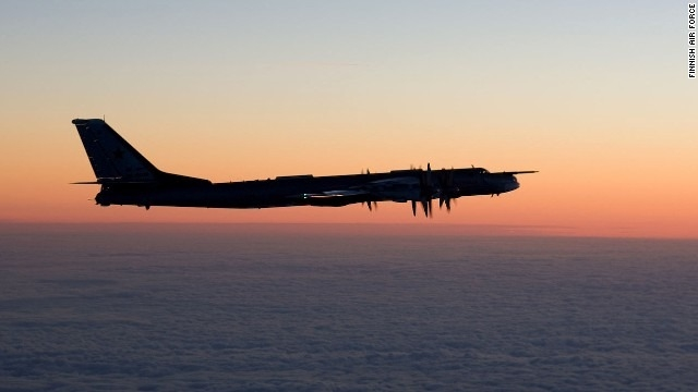UK intercepts Russian aircraft