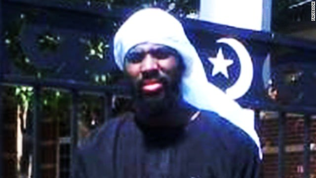Police interview Oklahoma beheading suspect
