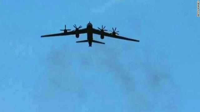 'Unusual' Russian flights concern NATO
