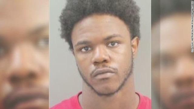 Gunshot residue found on St. Louis teen