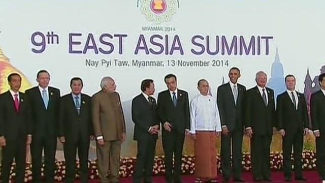 Obama in Myanmar: Rohingya crisis could dim ASEAN summit