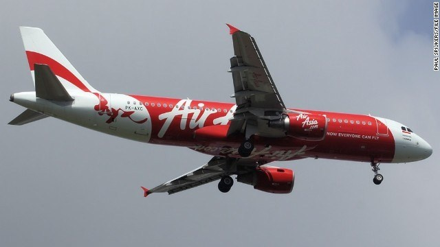 AirAsia, MH370 incidents very different