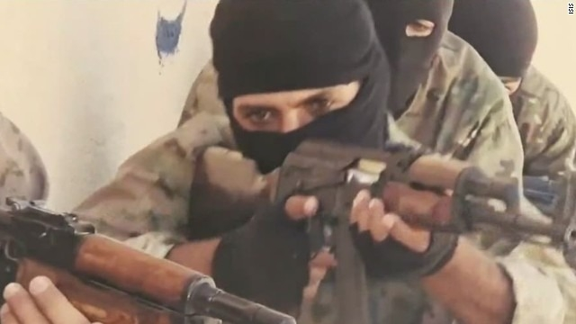 Pentagon: We're gaining on ISIS