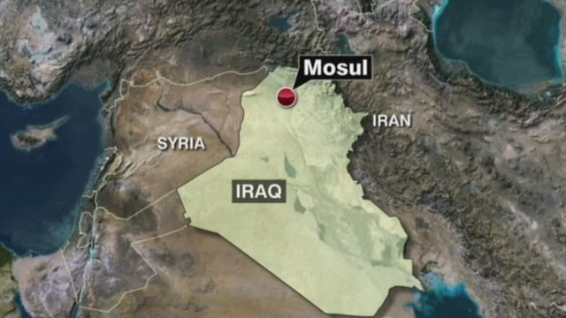 ISIS governor of Mosul killed in coalition airstrikes