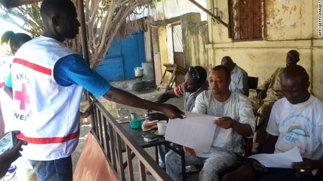 Ebola outbreak: 11 African nations agree to plan to tackle deadly epidemic