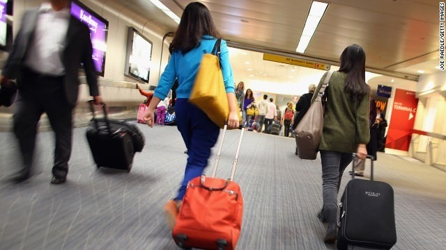 World's worst airport in 2014 is...