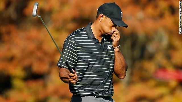 Tiger Woods targets return to form in 2015