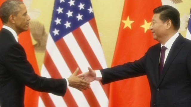 US, China reach historic climate change deal