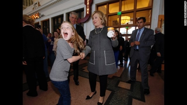 This time, Hillary will run as a woman