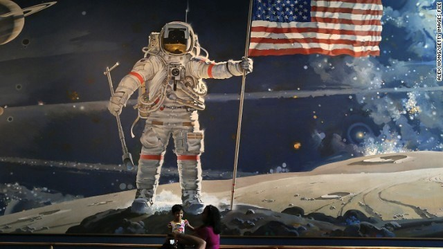 Opinion: Do kids still dream about space? - CNN.com