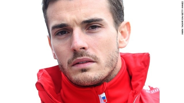 Jules Bianchi out of artificial coma and flown home, family says