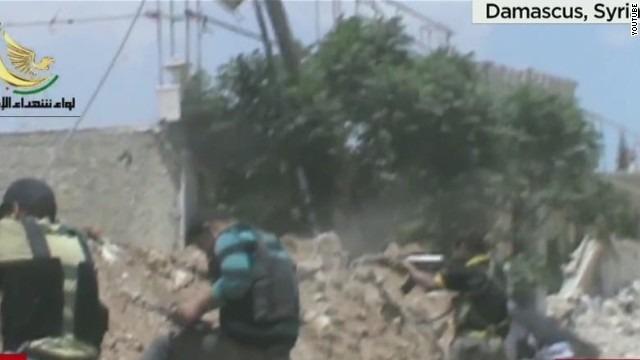 U.S. to train, equip moderate Syria rebels