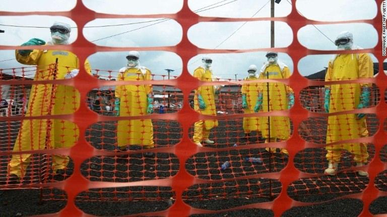 American exposed to Ebola headed to Nebraska