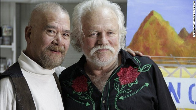 Love wins in gay couple's 40-year immigration fight