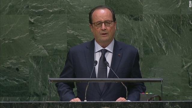 Hollande: Islamic extremists beheaded hostage