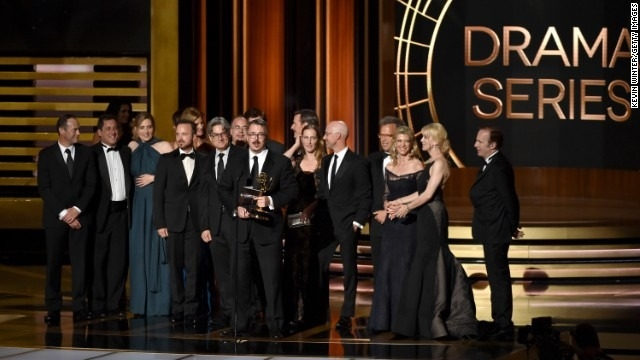 Primetime Emmy Awards 2014: The winners list