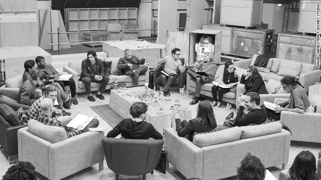 'Star Wars 7' gets a title: 'The Force Awakens' - CNN.com